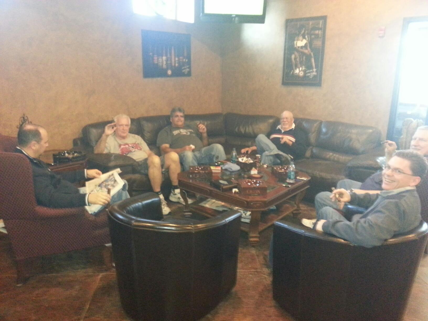Cigar Room  Agawam